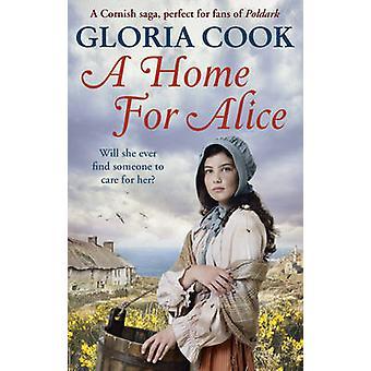 Um lar para Alice por Gloria Cook - livro 9781785032257