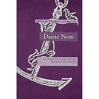 Dante nu: Aktuella trender i Dante studier