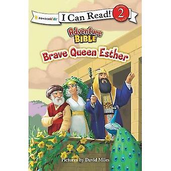 Dappere Koningin Esther (ik kan lezen! / avontuur van de Bijbel)