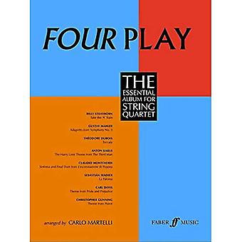 Four Play: String Quartet (parts) (Faber Edition)