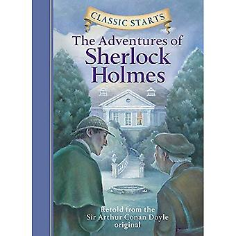 The Adventures of Sherlock Holmes (Classic Starts) (Classic Starts)