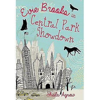Evie Brooks in Central Park Showdown