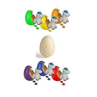 Klekking og voksende Enhjørning egg klem Klämmis lek