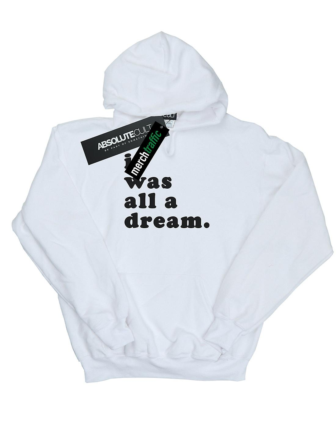 Notorious BIG Boys Dream Text Hoodie