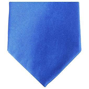 Knightsbridge Neckwear vanlige Polyester uavgjort - kongeblå