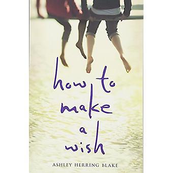 How to Make a Wish by Ashley Herring Blake - 9781328869326 Book