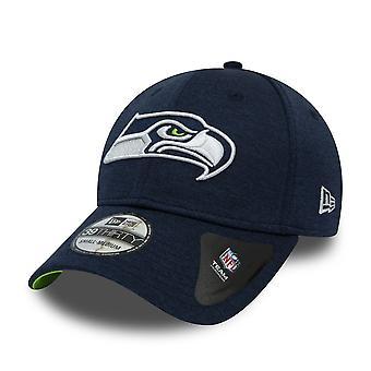 Nieuw tijdperk Shadow Tech 39Thirty Cap ~ Seattle Seahawks