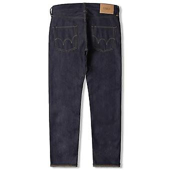 Edwin ED55 Regular Tapered Jeans 63 Rainbow Selvage Denim  Unwashed