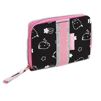 Children's Pusheen Celebrity Zip-Around Purse