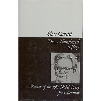 The Numbered by Elias Canetti - C. Stewart - 9780714528144 Book