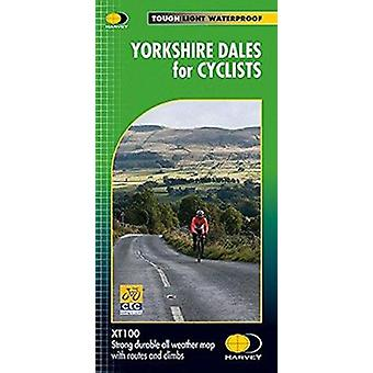 Yorkshire Dales for Cyclists XT100 - 9781851375578 Book