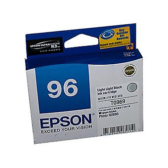 Epson T0969 Light Light Black Ink Cart
