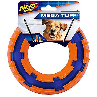 Nerf Dog Two Tone TPR Spike Ring