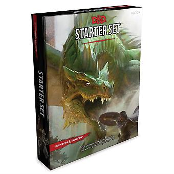 Dungeons and Dragons Starter Box Dandd Boxed Game Board Game