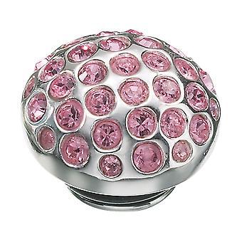 KAMELEON Pink Orb Sterling Silver JewelPop KJP381