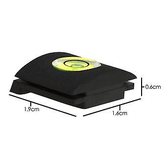 TRIXES professionelle Kamera Wasserwaage Blitzlampe Taschenlampe Hot-Shoe Cover