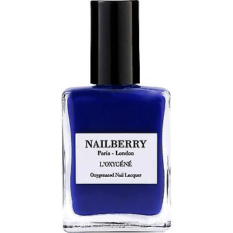 Nailberry NailBerry Oxygenated Nail Lacquer - Maliblue (701) 15ml