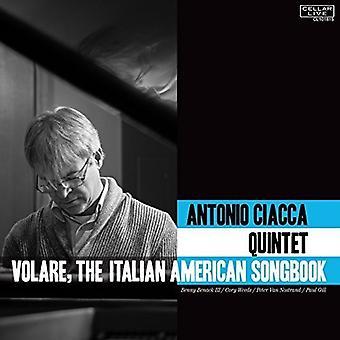 Antonio Ciacca - Volare: The Italian-American Songbook [CD] USA import