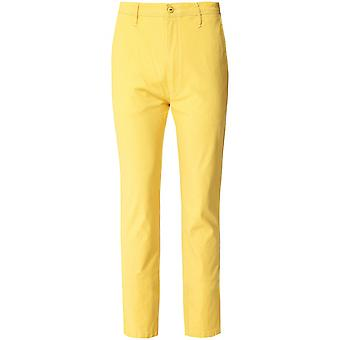 MMX Slim Fit Textured Lupus Trousers