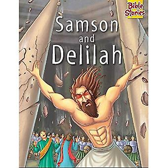 Samson & Delilah (Bible Stories Series)