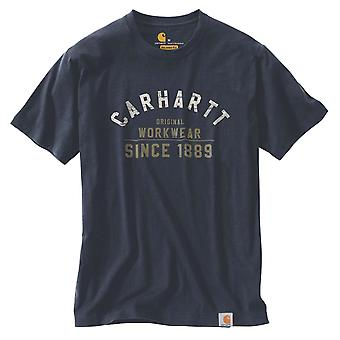 Carhartt Men's T-Shirt Workwear Graphic