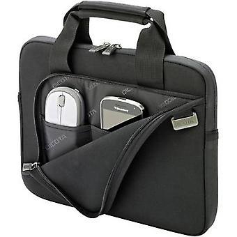 ديكوتا حقيبة كمبيوتر محمول الجلد الذكية مناسبة لمدة تصل إلى: 39,6 سم (15,6) أسود