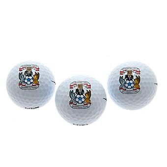 Coventry City Golf Balls