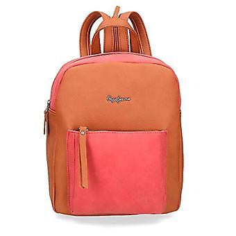 Pepe Jeans Duane Backpack Casual 28 cm - brown (Brown) - 7712062