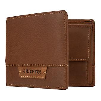 Chiemsee Men's Purse Wallet Purse Cognac 8192
