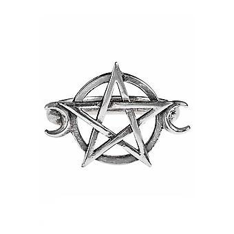 Alchemia Gothic Goddess Ring