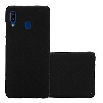Cadorabo tapauksessa Samsung Galaxy A20e tapauksessa kattaa - matkapuhelin tapauksessa - silikoni kotelo suojakotelo ultra ohut pehmeä takakannen tapauksessa puskurin