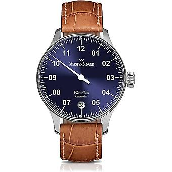MeisterSinger Watches Men's Watch Single-Hand Watch Circularis Automatic CC908_SL03