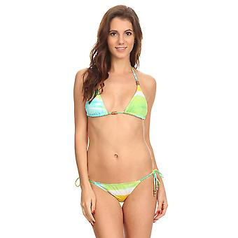 ST3000T/4000B - BKNSET - Mujeres's 2 piezas Bikini Sky Impreso