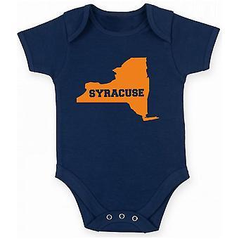 Newborn navy blue body gen0320 new york