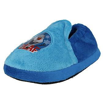 Boys Disney Frozen Slippers WD8886