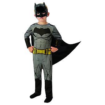 バットマン ジャスティス リーグ古典的な衣裳の子供スーパー ヒーロー カーニバル