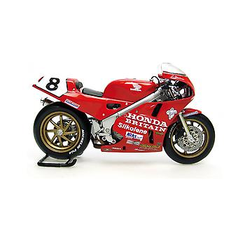Honda RC30 (Carl Fogarty - TT Winner 1990) Diecast Model Motorcycle
