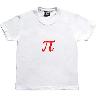 PI White Kids ' T-shirt