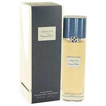 Coralina Por Oscar De La Renta Eau De Parfum Spray 3.4 Oz (mujeres) V728-514845