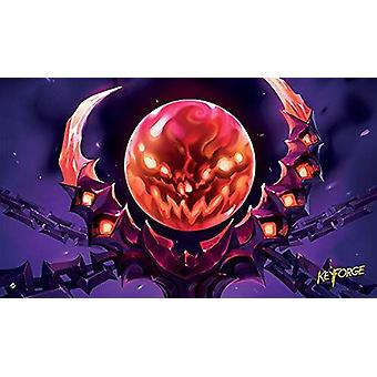 KeyForge Machinations of Dis Playmat