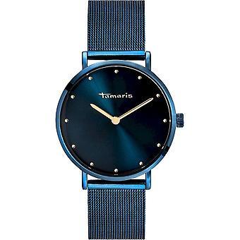 Tamaris - Wristwatch - Anda - DAU 36mm - Blue - Ladies - TW002 - Blue