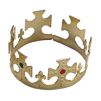 Bristol Neuheit Gold Krone Kunststoff