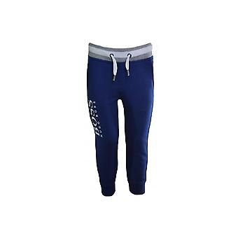 Hugo Boss jungen Hugo Boss Kids blau Jogging Hose