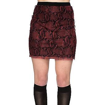 Banned Apparel Jersey & Snake Skirt