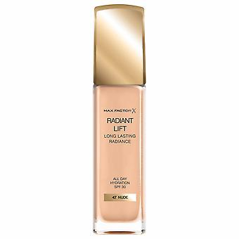 Max Factor Radiant Lift Foundation 30ml - 47 Nude