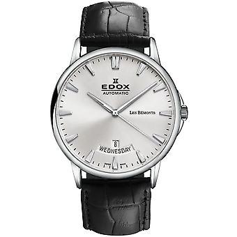 Edox 83015 3 BIN Les Bémonts Heren Horloge