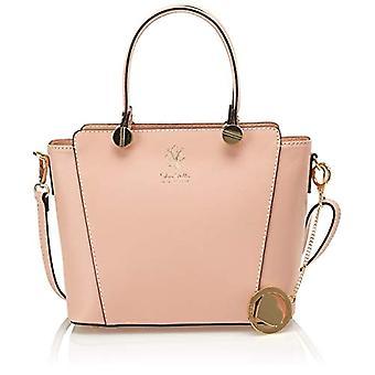 Chicca Bags Cbc7719tar Handbag Women's Pink 14x21x30 cm (W x H x L)