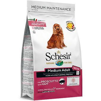 Schesir Schesir Medium underhåll med skinka (hundar, hundmat, torrfoder)