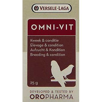 Versele Laga Omni-Vit (Vogels , Supplementen)