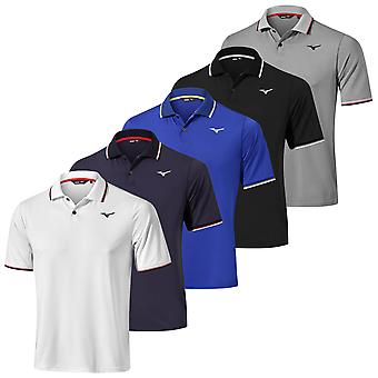 Mizuno Mens 2020 Quick Dry Performance Plus Short Sleeve Golf Polo Shirt